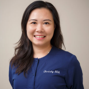 Christy, Registered Dental Assistant